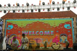Rangasthalam Pre Release Photos Telugu Gallery