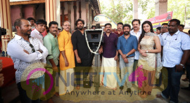 Jack Daniel Movie Pooja Pics