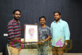 Echcharikkai First Look Launch Stills And Posters Tamil Gallery