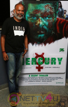 Celebrities At Mercury Movie Premiere Show Pics