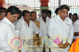 Login Media Production No 2 Movie Opening Event Pics  Telugu Gallery