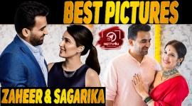 10 Best Pictures Of Zaheer And Sagarika