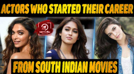10 Bollywood Actors Who Started Their Career From South Indian Movies