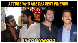 Actors Who Are Dearest Friends In Tollywood