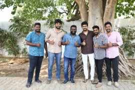 Natpuna Ennanu Theriyuma Movie Thanksgiving Press Meet Photos