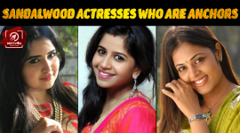 Sandalwood Actresses Who Are Anchors