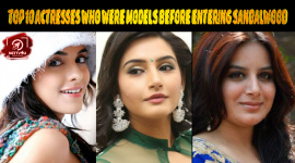 Top 10 Actresses Who Were Models Before Entering Sandalwood