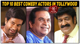 Top 10 Best Comedy Actors In Tollywood