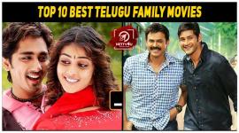 Top 10 Best Telugu Family Movies