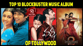 Top 10 Blockbuster Music Album Of Tollywood