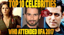 Top 10 Celebrities Who Attended IIFA 2017