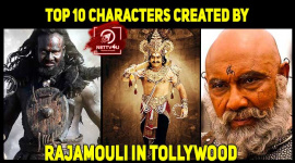 Top 10 Characters Created By Rajamouli In Tollywood