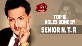 Top 10 Characters Played By Senior N. T. R