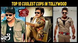 Top 10 Coolest Cops In Tollywood