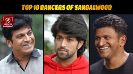 Top 10 Dancers Of Sandalwood