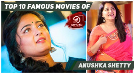 Top 10 Famous Movies Of Anushka Shetty