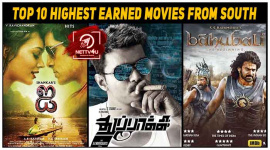 Top 10 Highest Earned Movies From South