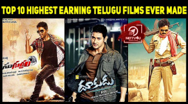 Top 10 Highest Earning Telugu Films Ever Made