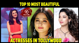 Top 10 Most Beautiful Actresses in Tollywood
