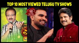 Top 10 Most Viewed Telugu TV Shows