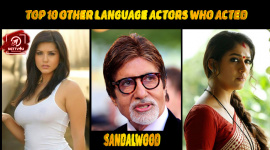 Top 10 Other Language Actors Who Acted In Sandalwood