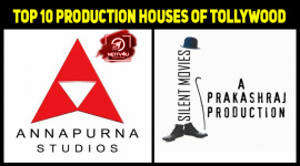 Top 10 Production Houses Of Tollywood