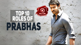 Top 10 Roles Of Prabhas