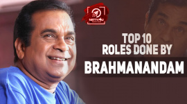 Top 10 Roles Played By Brahmanandam In Tollywood