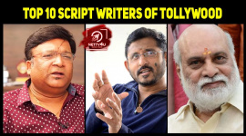 Top 10 Script Writers Of Tollywood