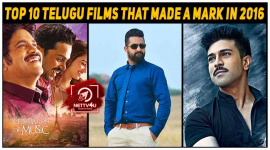 Top 10 Telugu Films That Made A Mark In 2016