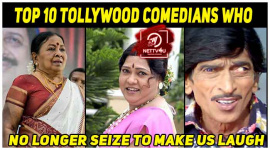 Top 10 Tollywood Comedians Who No Longer Seize To Make Us Laugh