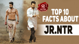 Top 10 Unknown Facts About Jnr.NTR