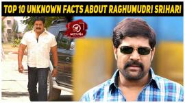 Top 10 Unknown Facts About Raghumudri Srihari