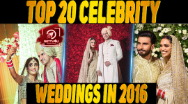 Top 20 Celebrity Weddings In 2016