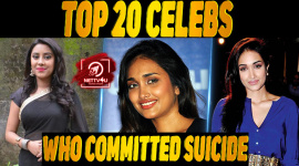Top 20 Celebs Who Committed Suicide