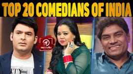 Top 20 Comedians Of India