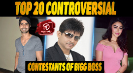 Top 20 Controversial Contestants Of Bigg Boss