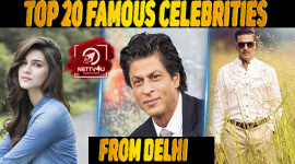 Top 20 Famous Celebrities From Delhi