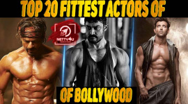 Top 20 Fittest Actors Of Bollywood