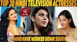 Top 20 Hindi Television Actresses Who Have Worked Down South