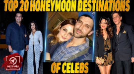 Top 20 Honeymoon Destinations Of Celebs