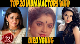 Top 20 Indian Actors Who Died Young