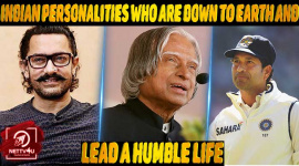 Top 20 Indian Personalities Who Are Down To Earth And Lead a Humble Life