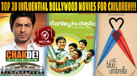 Top 20 Influential Bollywood Movies For Children!!!
