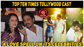 Top Ten Times Tollywood Cast A Love Spell On Its Celebrities