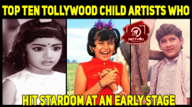 Top Ten Tollywood Child Artists Who Hit Stardom At An Early Stage