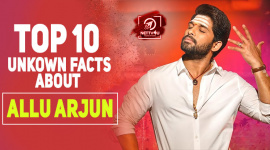 Top Ten Unkown Facts About Allu Arjun