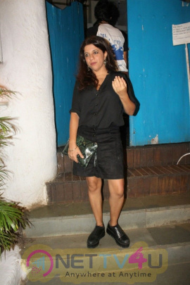 Success Party Of Netflix's Lust Stories At Olive In Bandra Cute Images