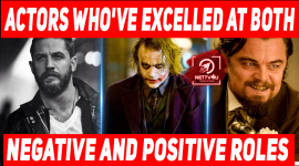 Top 10 Hollywood Actors Who've Excelled At Both Negative And Positive Roles