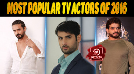 Top 10 Most Popular TV Actors Of 2016